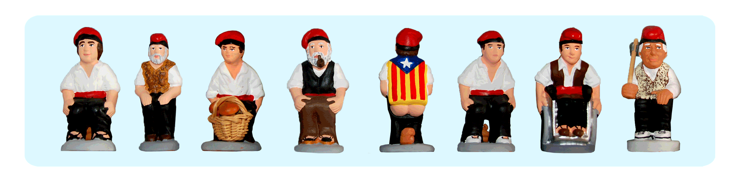 History of Caganer